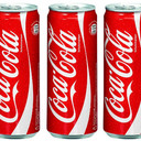 Coca Cola lattina 0,33