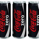 Coca Cola zero lattina 0,33